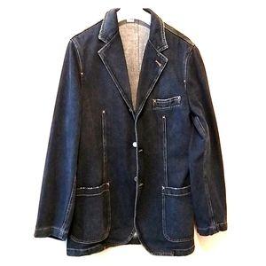 Men's Dolce Gabbana Jean Jacket